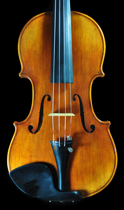 Guarneri del Gesu 1740 ex Heifetz Golden brown Cremona varnish